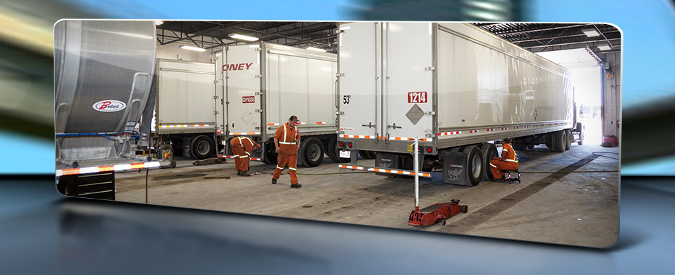 Cooney Trucking is one of the safest transportation companies in Ontario