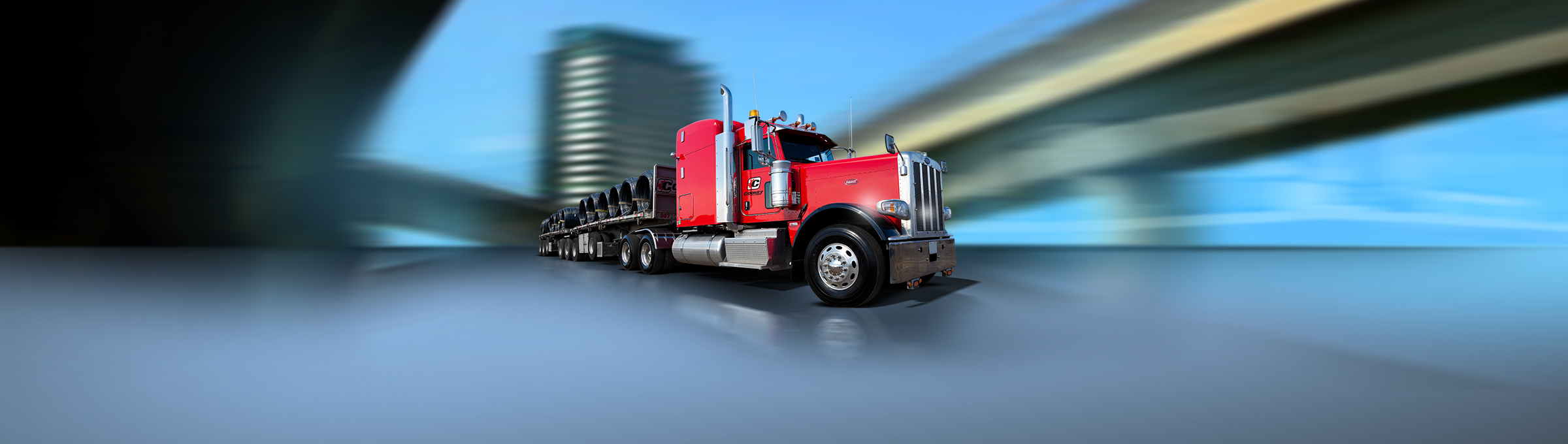 Cooney Transport logistics